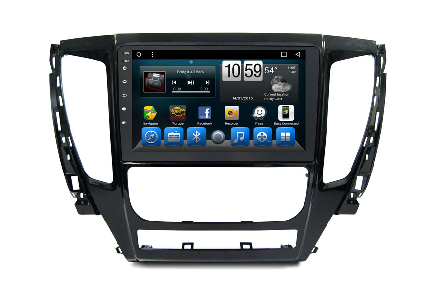Android 6.0 Integrated Navigation System gps portable navigator Device L200 2015-2017